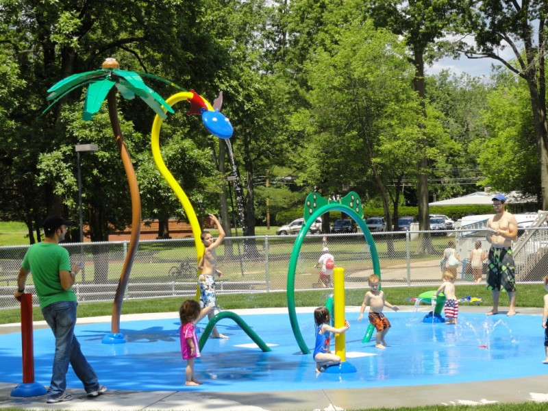 New Fernridge Park Pool Opens For The Season West