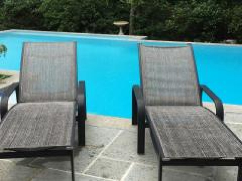 ... ENORMOUS Lot Of Brown Jordan Patio Furniture For Sale In Oyster Bay  Cove: $3399  ... Part 91