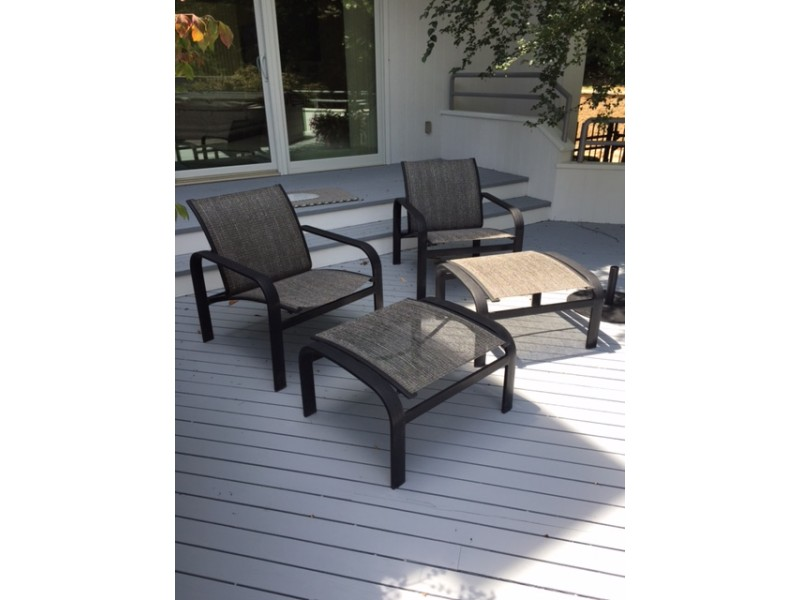 ENORMOUS Lot Of Brown Jordan Patio Furniture For Sale In Oyster Bay Cove:  $3399 | Syosset, NY Patch Part 55
