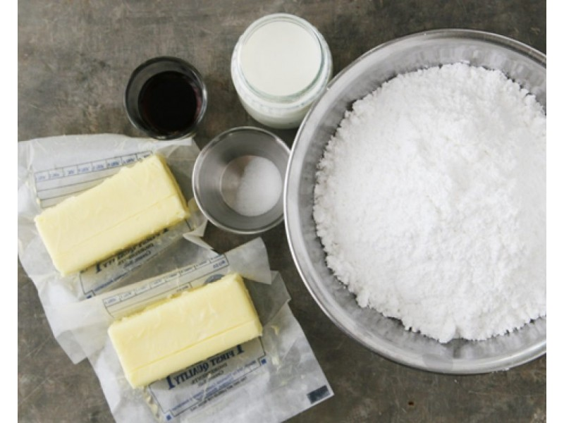 Buttercream Your 4 Main Types Redmond Wa Patch