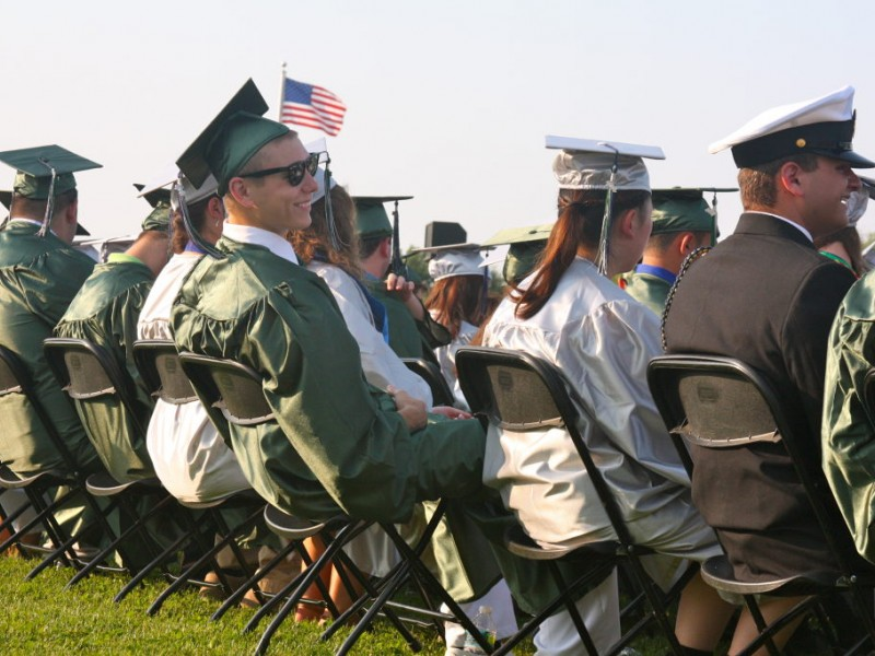 Congratulations Colts Neck Cougars, Class of 2012