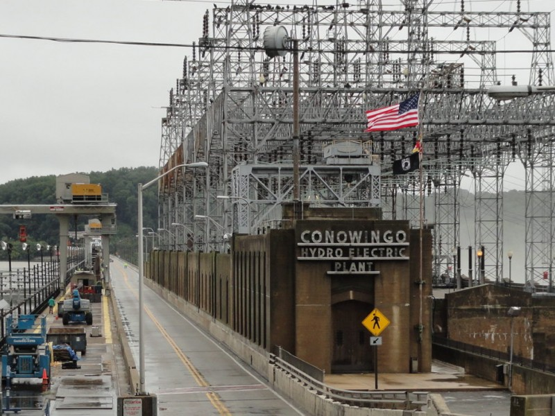 Updated Route 1 At Conowingo Dam Re Opened Havre De Grace Md Patch