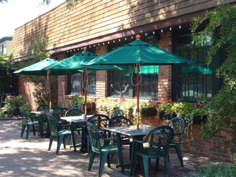 Where Do You Eat Outside In Highland Park? Part 70