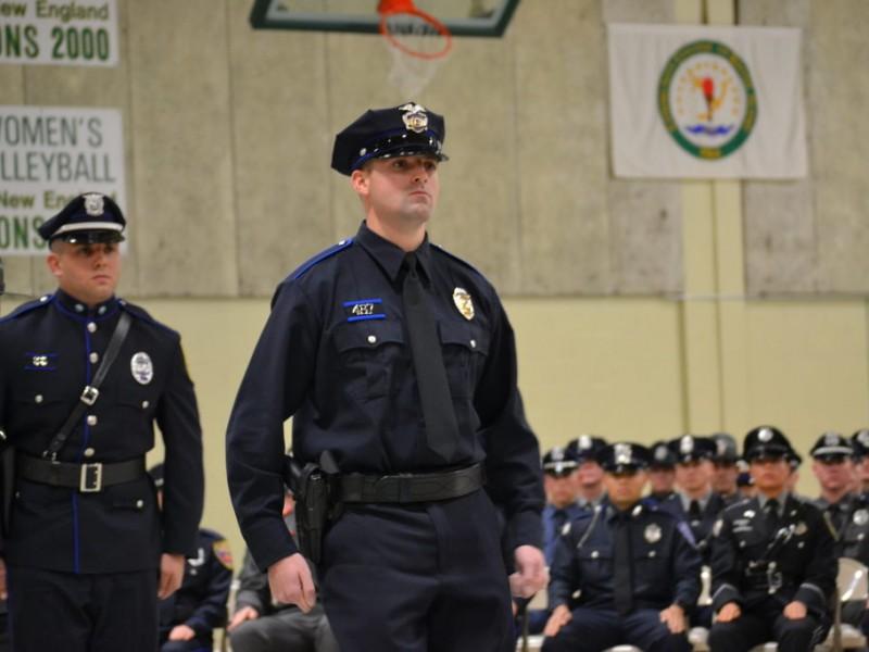 Johnston Rhode Island Police Station
