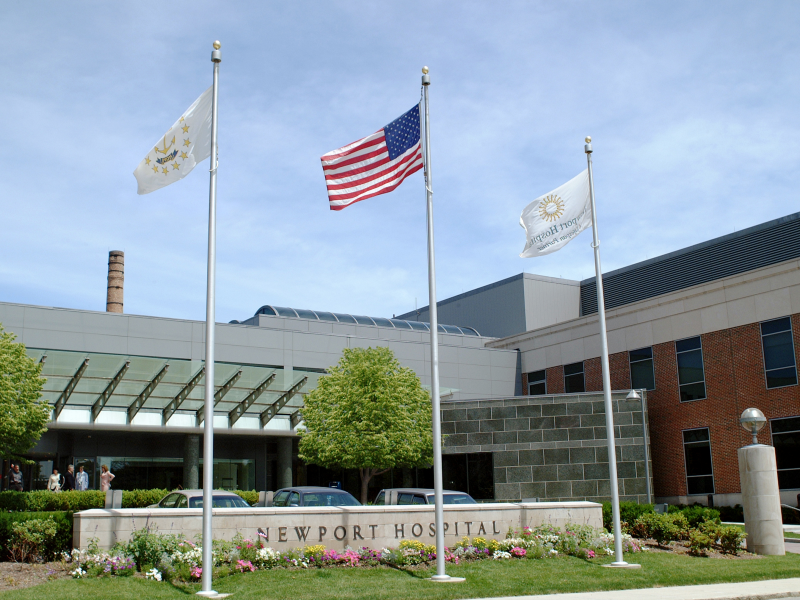 Newport Hospital Leads State in Opening First Lyme Disease ...
