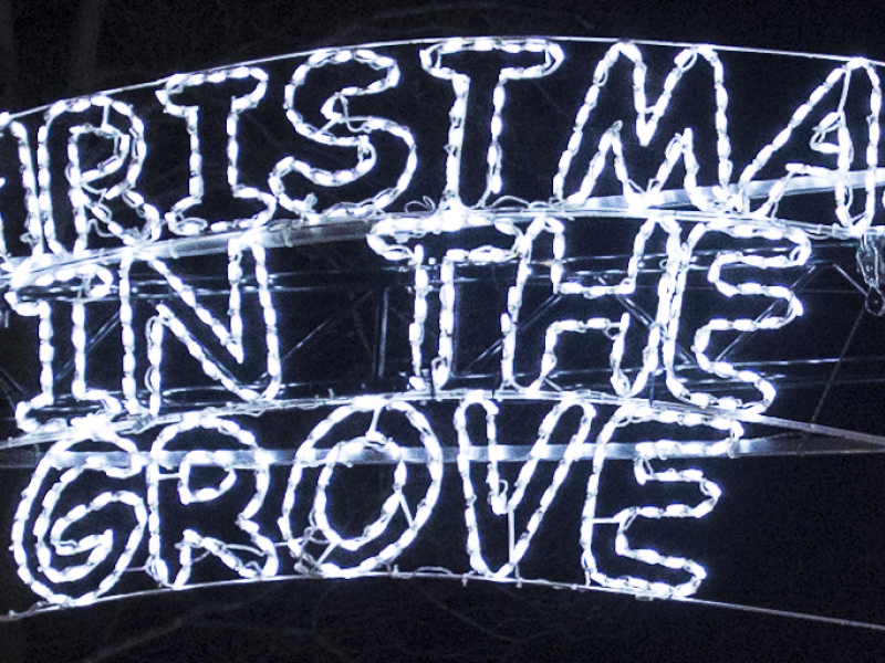 Christmas in the Grove' Returns - North Druid Hills, GA Patch
