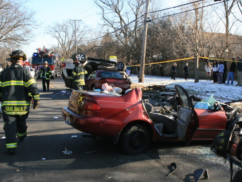 Northbrook Car Accident