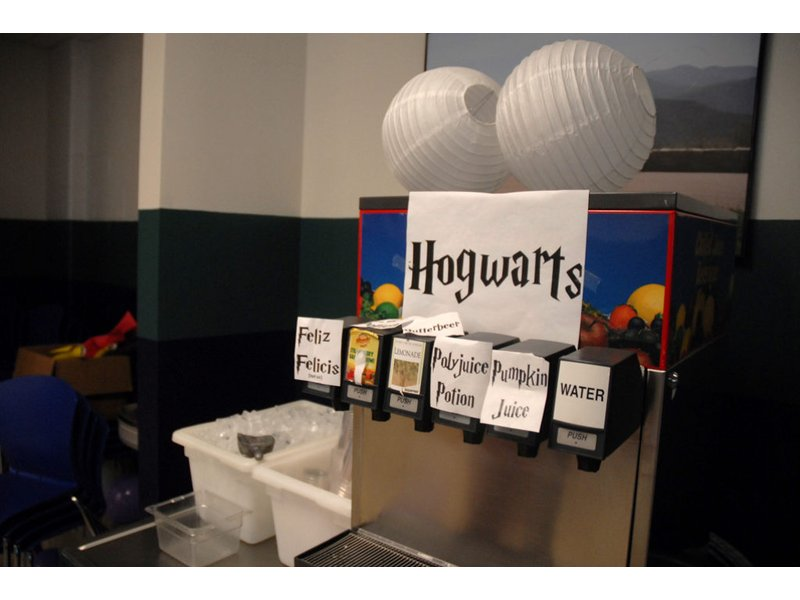 Viewfinder Senior Prank Turns School Into Hogwarts