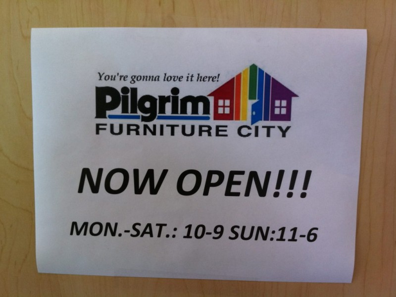 Pilgrim City Opens On Federal Road   Danbury, CT Patch
