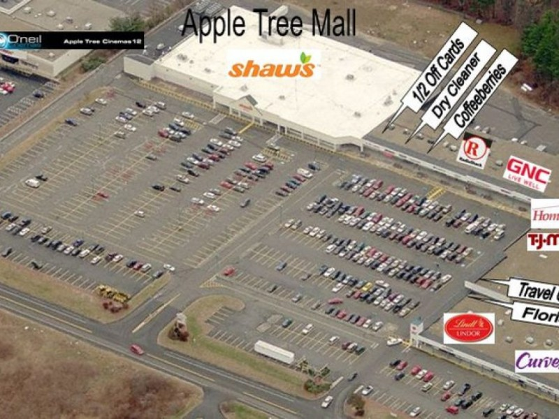 Space for Lease at Apple Tree Mall - Londonderry, NH Patch