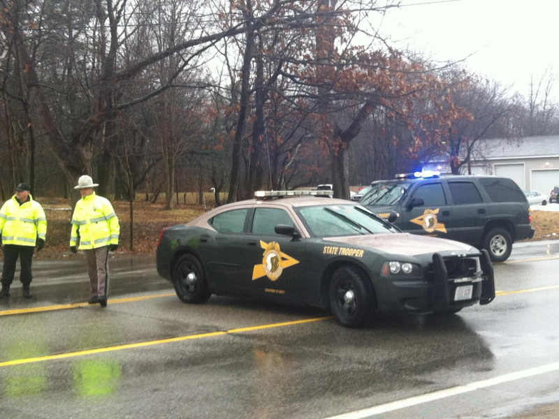 Report Weapons Drawn In Route 1 Hostage Situation