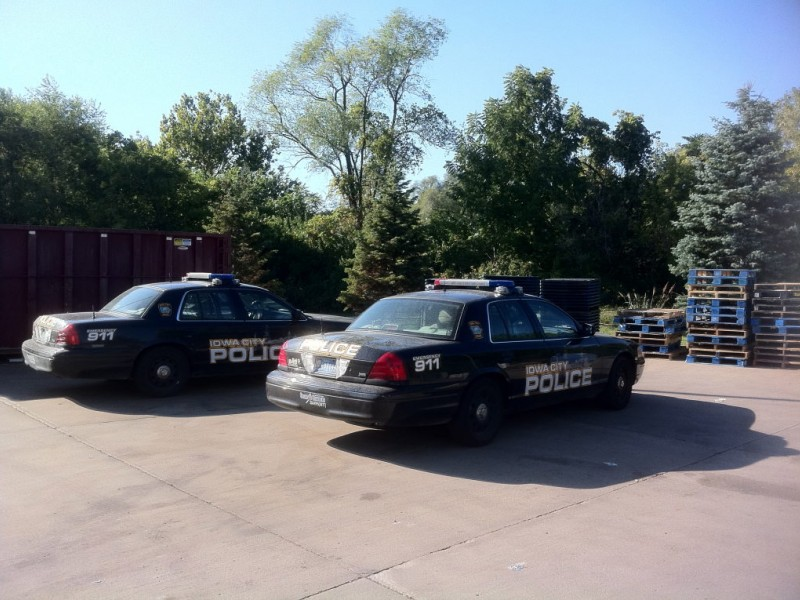 Iowa City Iowa Police Department