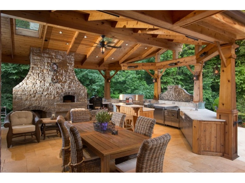 House Wow!: Pool With Waterfall; Heated Outdoor Kitchen; Perennial Garden |  Naperville, IL Patch Part 96