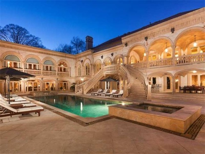 5 Most Expensive Homes In The Buckhead Area Buckhead Ga