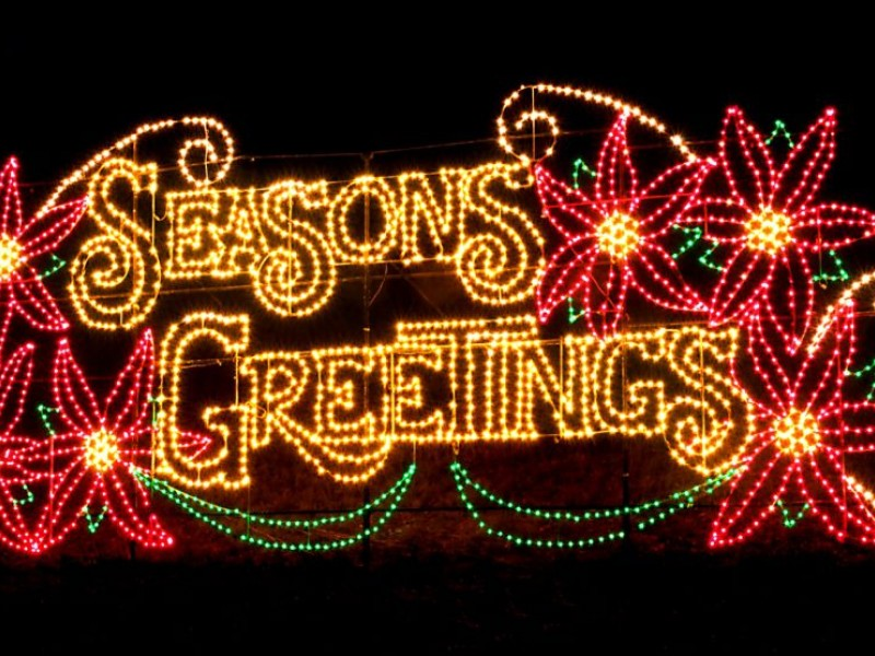 20th Annual Magical Nights of Lights Coupon Contributions at Lake ...