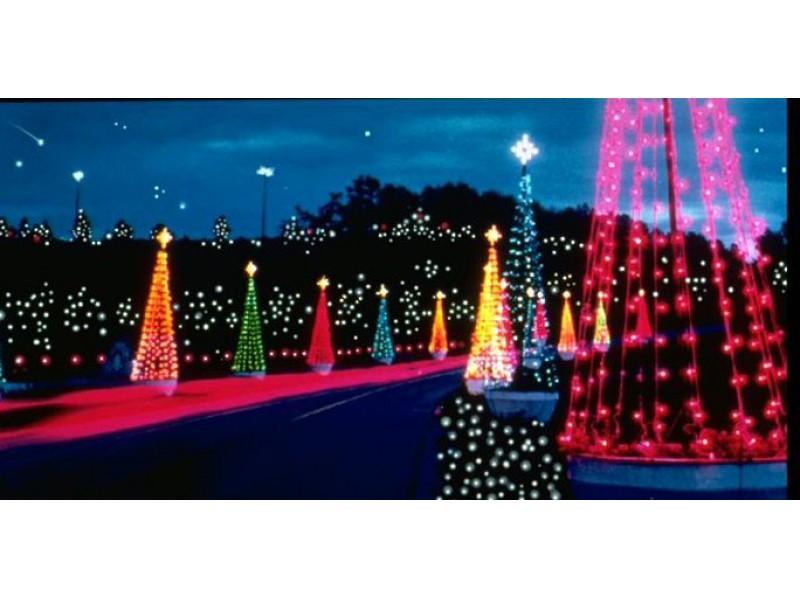 Press Release: Lanier Islands Gives Atlanta an Early Christmas ...