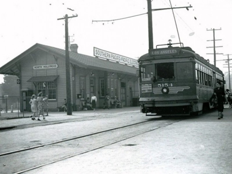 Cars For Sale Los Angeles >> History of the 119-Year-Old North Hollywood Train Depot Explored - North Hollywood, CA Patch