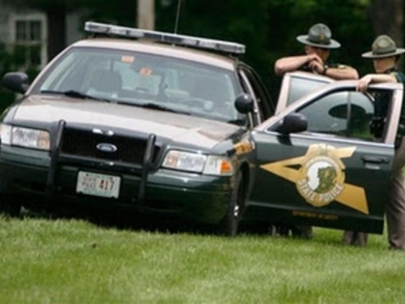 Windham Police Deparment Car Crash November