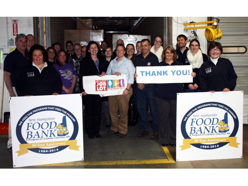 Food Banks In Nashua Nh