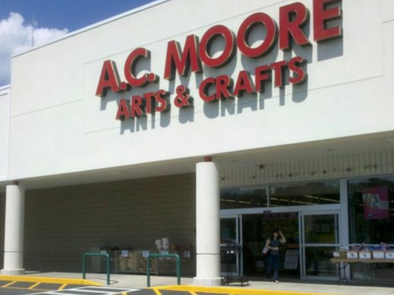 ac moore crafts a c crafts partnership with fresh artists to save 1016