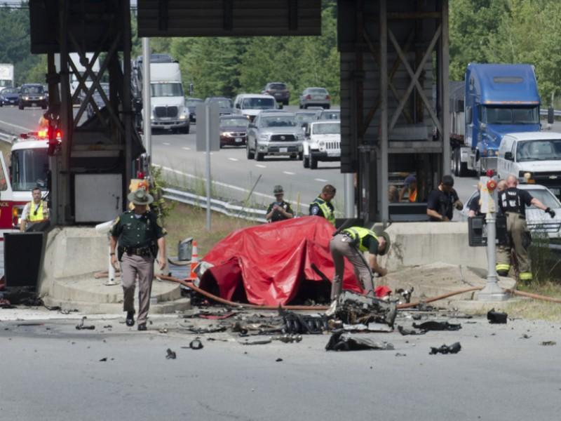Nh State Police Id Everett Turnpike Crash Victim
