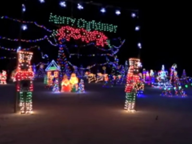tell us where are the best christmas light displays - Newest Christmas Lights