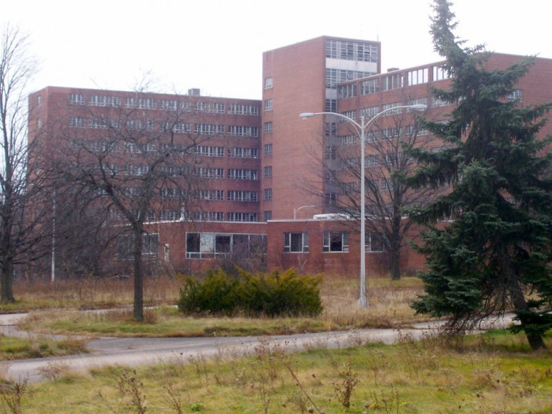 Northville Psychiatric Hospital Grounds Could Be Opened To Public Northville Mi Patch