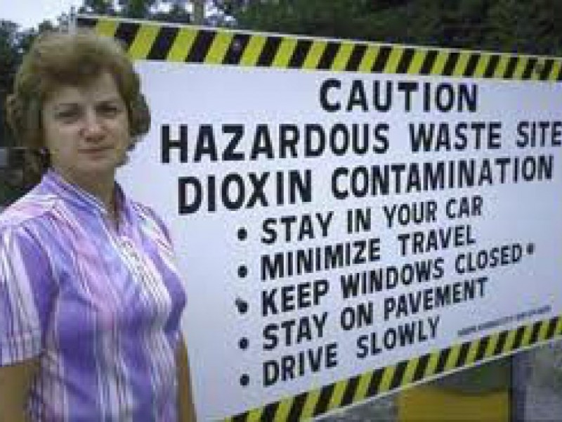 Former Times Beach Mayor Quot We Know Dioxin Is There