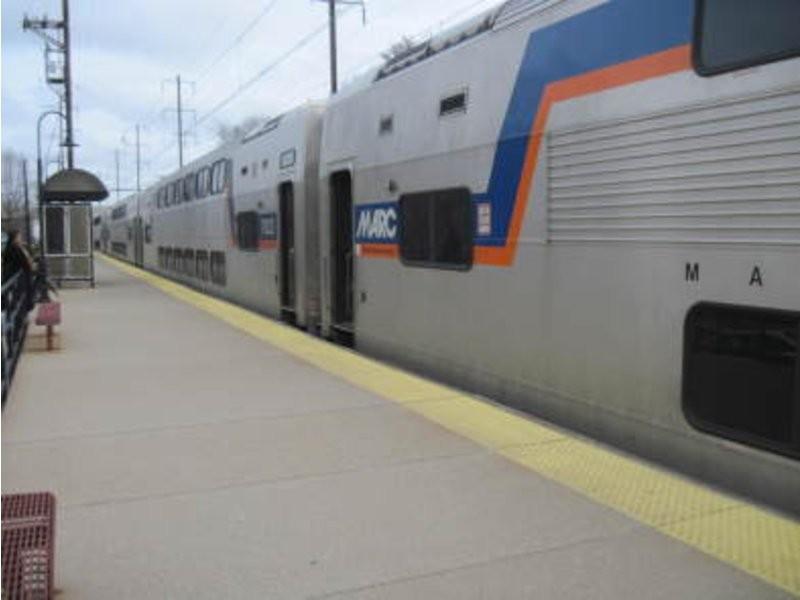 marc trains resume service after bridge strike mta laurel md patch