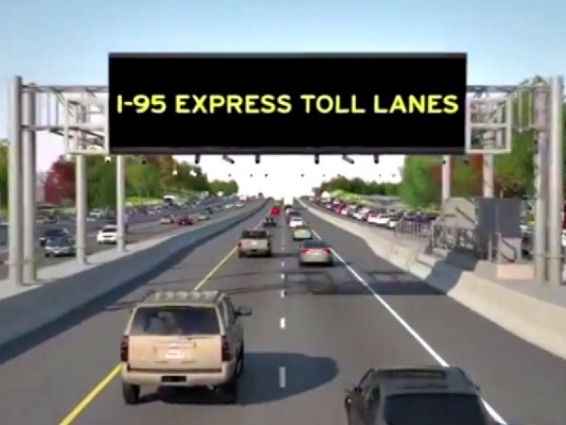 I-95 Express Toll Lanes Opened Saturday | Perry Hall, MD Patch