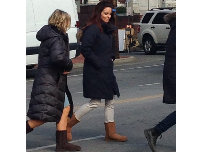 Filming In Huntington Tina Fey Amy Poehler Comedy