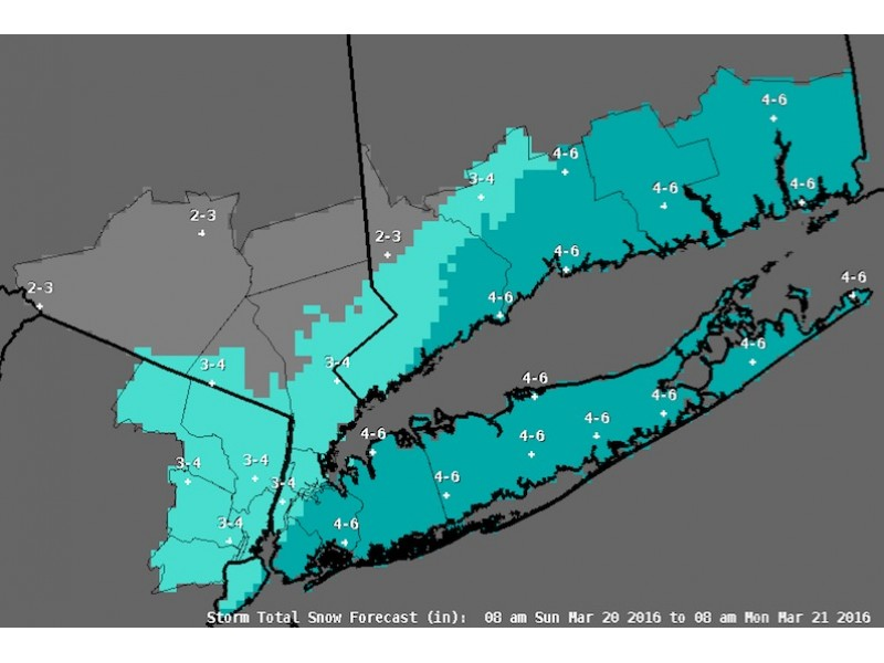 Syosset Long Island Weather