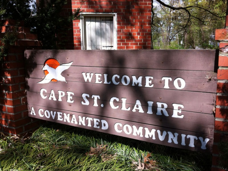 Cape St Claire Improvement Association Quarterly Meeting