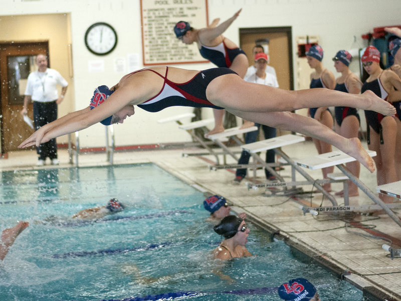 This Weeks News From The Ls Girls Swim Team Sudbury Ma Patch