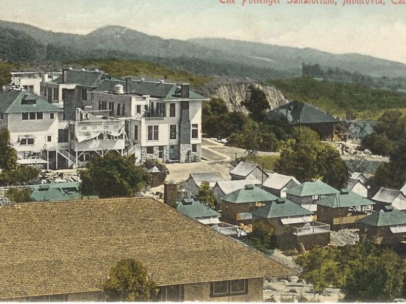 The Pottenger Sanatorium Monrovia Ca Patch