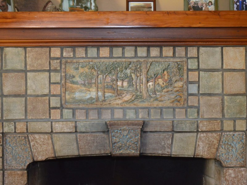 Arts And Crafts Fireplace Ideas