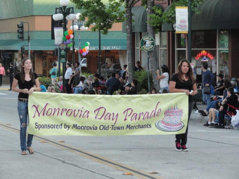 A Brief History Of Monrovia Days Monrovia Ca Patch