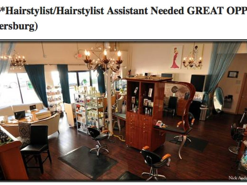 New Clearwater Job Listings Just Added To Craigslist