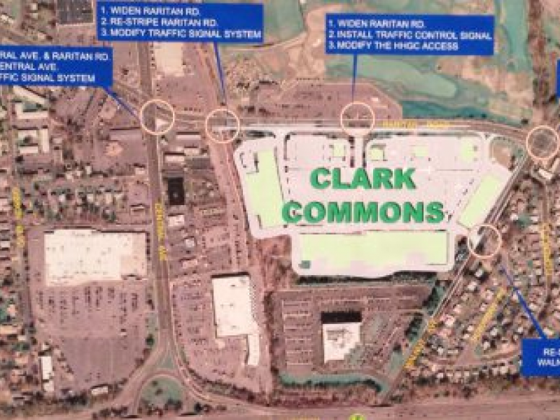 Shoprite Sues Over New Clark Commons Shopping Center