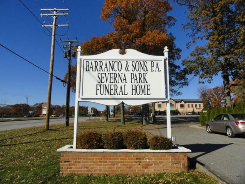 Barranco Sons Severna Park Funeral Home