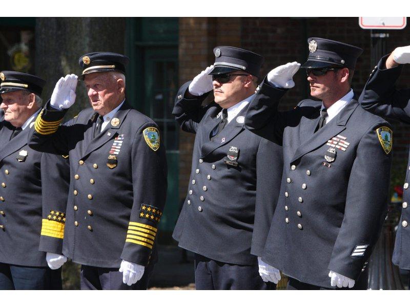 Hundreds Honor Everyday Hero John Kelly Tarrytown Ny
