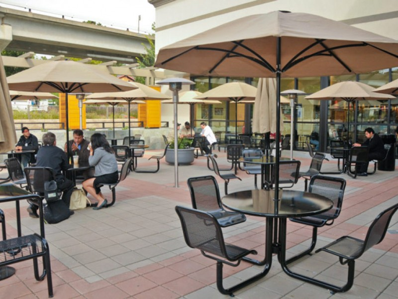 Scores Line Up For Safeway Opening El Cerrito CA Patch - Patio shoppers