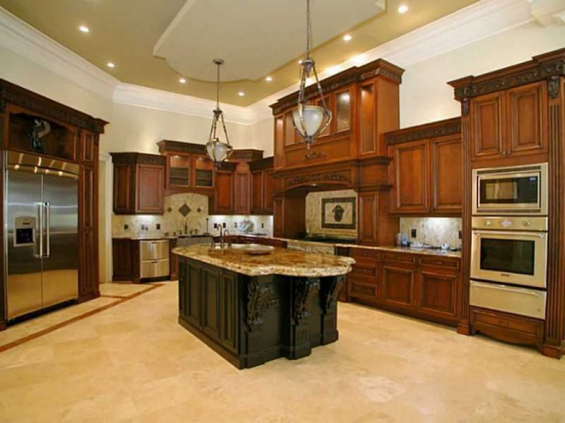 House Hunt Peek At Kitchens In Spacious Multi Million Dollar Homes Sandy Springs Ga Patch