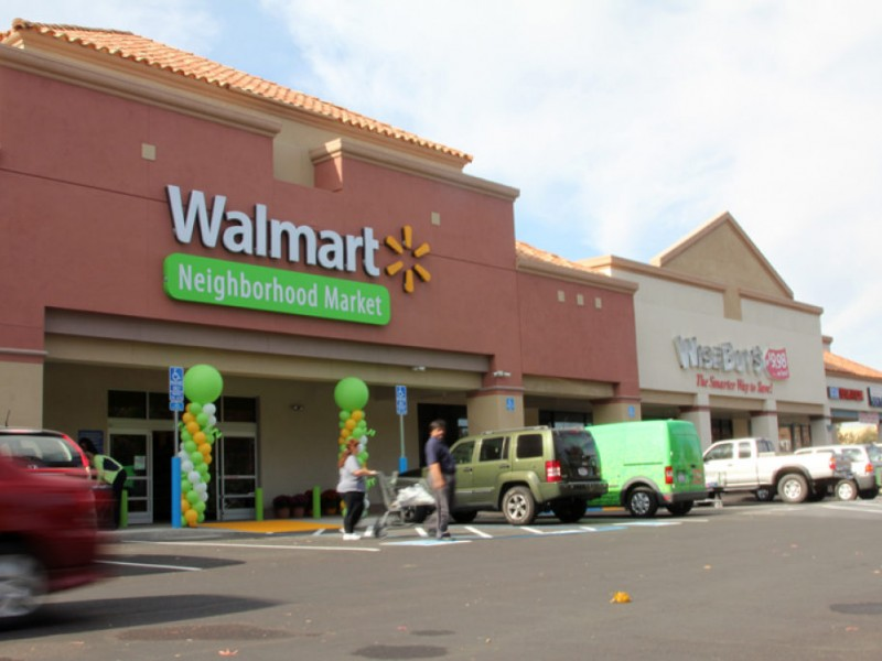 Walmart Neighborhood Market Grocery Store Opens In Elk
