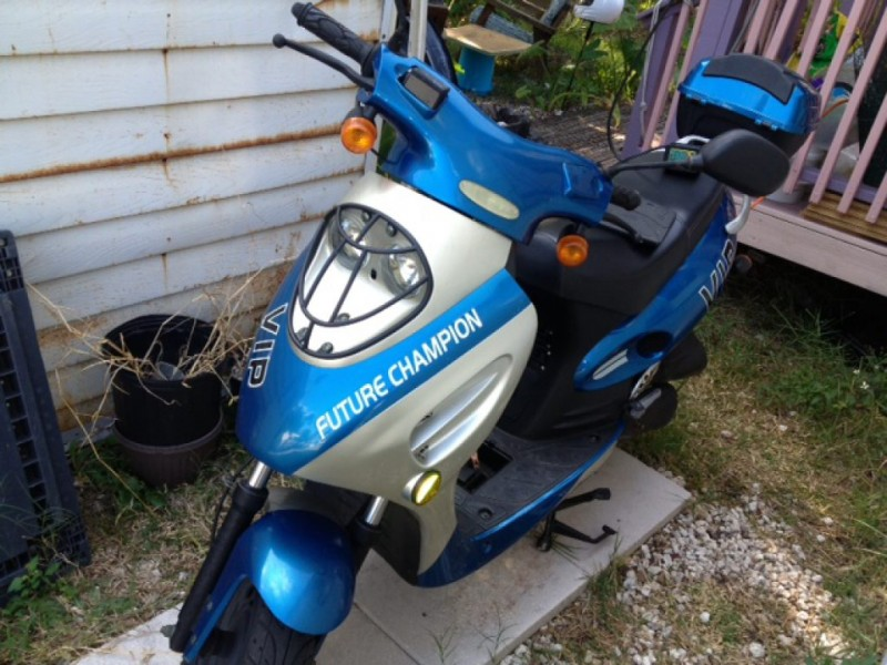 Thinking About Buying A New Scooter    Avoid This One