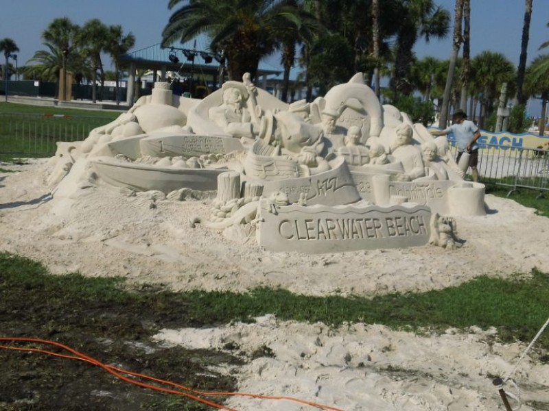 39 sandtastic 39 sand creations sarasota fl patch Home creations clearwater