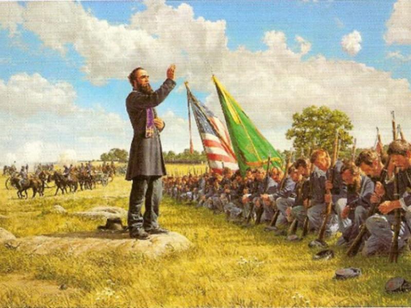 The Quot Irish Brigade Quot In The Civil War How The Emerald
