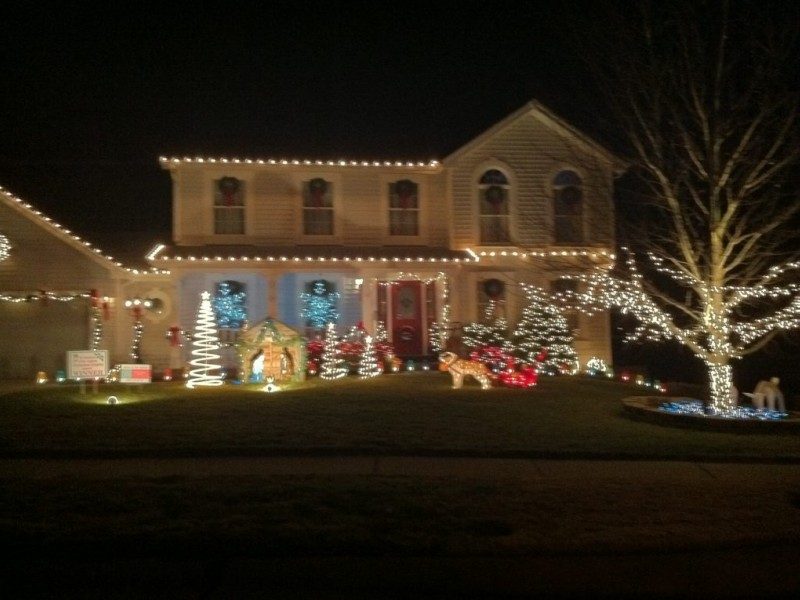 St. Charles Awards Best Holiday Lights Display - St. Charles, MO Patch