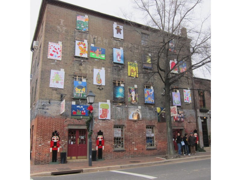 The Christmas Attic Brings 'Advent Art' to Old Town - Old Town ...