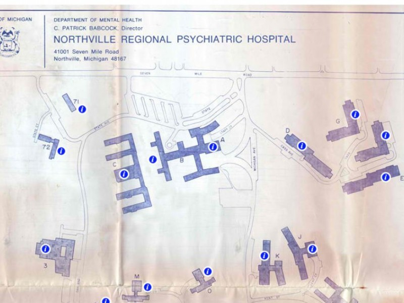 Trespassing Citations At Former Northville Psychiatric